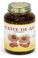 aceite de ajo