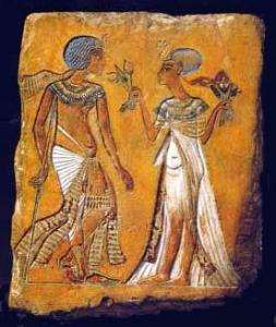 egipcios y ajo