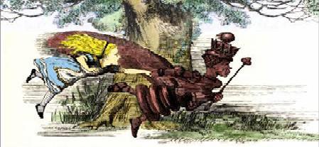 Lo Que Nos Quiso Decir Lewis Carroll En A Través Del Espejo