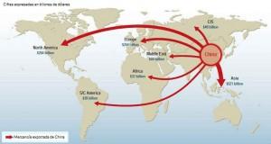 Yuan exportaciones Chinas