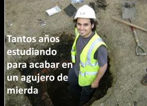 excavando arqueologia
