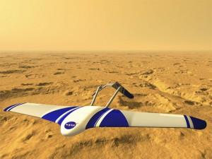 Aeronave ARES (Cortesia: NASA)