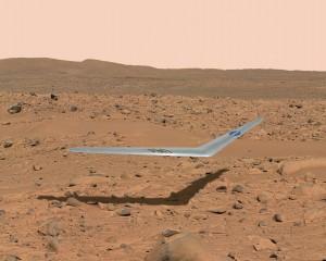 El Prandtl-m (Cortesia: NASA)