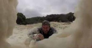 Espuma de mar surfer